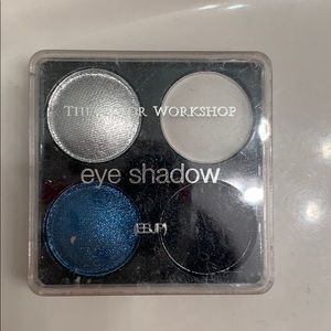 4 different eyeshadows